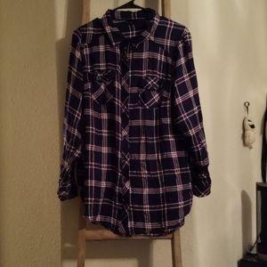 Torrid Flannel